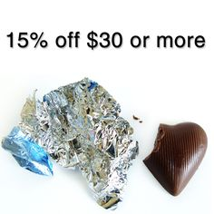 Sign up for our newsletter to receive a coupon code for 15% off if you spend $30 or more on any candy of your choice! http://www.bulkcandystore.com/Newsletter-W6.aspx