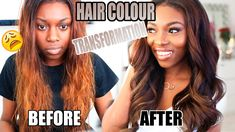 HOW I CHANGED MY HAIR COLOUR AFTER BLEACHING FAIL! HONEY CHOCOLATE BROWN [Video] - http://blackhairinformation.com/video-gallery/changed-hair-colour-bleaching-fail-honey-chocolate-brown-video/
