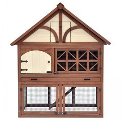 Rabbit Hutches - Reviews, Plans & Hutch Directory