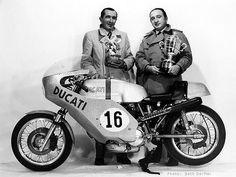 Dottore Fabio Taglioni and Mr. Joe Berliner