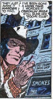 Gentlemen of Leisure: X-amining X-Men #120 Classic Logan ensemble. So classic.