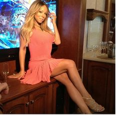 One of MY fave female Artist of All Time… Mariah Carey