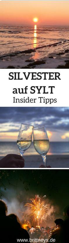 Die Ultimative Silvesterfeier Auf Einer Insel In Deutschland: Silvester Auf  Sylt. Die Perfekten Insider