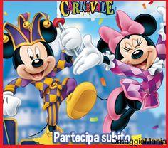 Concorso a premi Disney per vincere buono sconto o costume di carnevale - http://www.omaggiomania.com/concorsi-a-premi/concorso-premi-disney-per-vincere-buono-sconto-o-costume-di-carnevale/