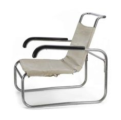 Located Using Retrostart.com B35 Lounge Chair By Marcel Breuer For Thonet |  Late 1800u0027s/Early 20th Century To 1940u0027s | Pinterest | Marcel Breuer, ...