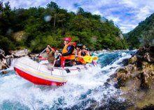 All inclusive rafting a Neretva folyón! Teljes ellátás, felszerelések biztosítása, ajándék CD, transzfer