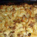 Sült sonkás tészta helena konyhájából   NOSALTY – receptek képekkel Macaroni And Cheese, Ethnic Recipes, Food, Mac And Cheese, Meals, Yemek, Eten