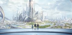 Each subsequent look at Tomorrowland gets me more excited to see the film on the big screen. This new trailer is hopefully a good gauge of how much fun it will be. In the main section of the new sneak peek, we can see Frank Walker's (George Clooney) house is equipped with an amazing hi-tech ...
