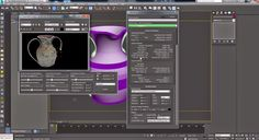Blended Box Mapping Vase in 3ds Max   CG Tutorials library