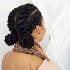30 Goddess Braid Designs for Every Woman