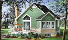 cottage home design pictures