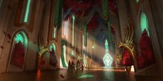 ArtStation - End of the wall, Thomas Stoop