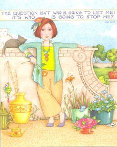 The question isn't who is going to let me: It's who is going to stop me? Ayn Rand