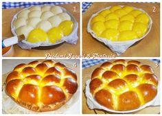 Danubio dolce ricetta golosa Blog Profumi Sapori & Fantasia