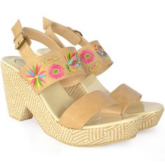 ARIANA beach - UP   Shoes with passion + purpose