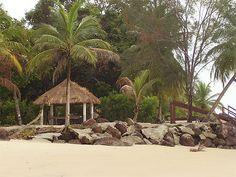 Pointe-Denis - Gabon