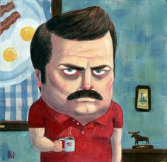 """Ron """"F""""in Swanson"""