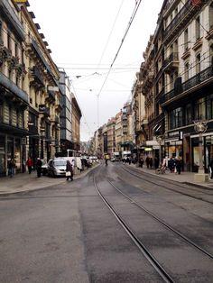 Les rues basses Rues, Street View