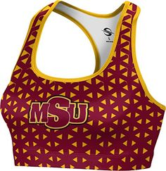 ProSphere Womens Midwestern State University Geometric Sports Bra XXLarge >>> You can find more details by visiting the image link.(This is an Amazon affiliate link)