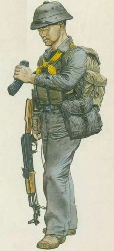 North Vietnam Army, pin by Paolo Marzioli Vietnam History, Vietnam War Photos, Military Gear, Military Uniforms, Vietnam Protests, North Vietnamese Army, My War, Army Uniform, Korean War