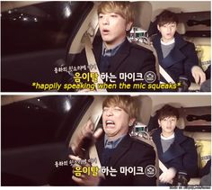 Jung Yong Hwa, Prince Charming to awkward just like that