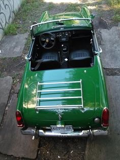 Louis' 1965 MG Midget MkII - AutoShrine Registry