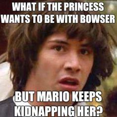 Conspiracy Keanu strikes again