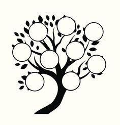 Soy Ağacı Nasıl Yapılır örnekler Ayşen 1 Photo Wall Diagram Ve