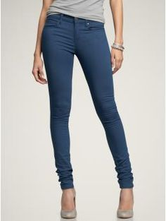 Loving these.  They are super lightweight but still behave like jeans.  Working well with my tall boots.