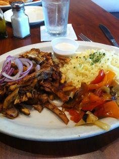 Cedaru0027s Mediterranean Kitchen In Chicago, ...