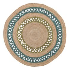 Temple and Webster – Round Rug