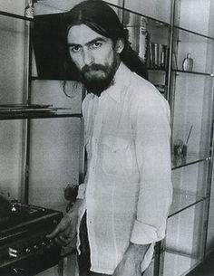 George Harrison - Musician (1943- 2001)