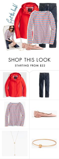 """Get the look"" by villasba on Polyvore featuring J.Crew and Madewell"