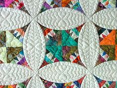 Quilt Circle Patterns Modern Quilts With Circles Detail Of Circle Stars Images Of Quilts With Circles
