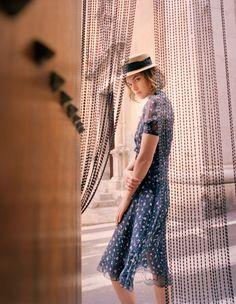 GIRL BUD Vogue Russia, May 2013 ph. Tom Craig