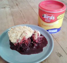 A post on Bake, Love, Write, plus traditional English desserts, on author Helena Fairfax's blog