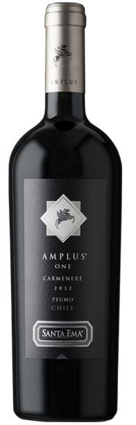 Vina Santa Ema - Amplus One Carmenère - Cachapoal Valley, Chili - D.O. Cachapoal - Vinthousiast, Rupelmonde (Kruibeke) - www.vinthousiast.be