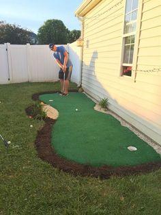 52 Creative Small Backyard Playground Landscaping Ideas