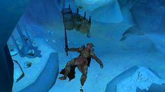 Quadriplegic Dragonborn takes on Karstaag #games #Skyrim #elderscrolls #BE3 #gaming #videogames #Concours #NGC