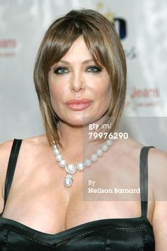 News Photo : Actress Kelly LeBrock The 18th Annual Night Of 100 Stars Gala - Arrivals
