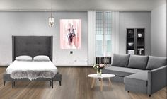 Design created in Couch, Interior Design, Furniture, Home Decor, Nest Design, Settee, Decoration Home, Sofa, Home Interior Design