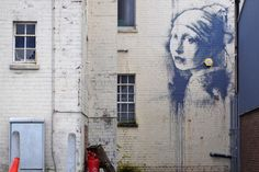 Banksy: The Girl with the Pierced Eardrum