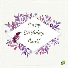 Happy Birthday Aunt Images, Birthday Wishes For Aunt, Birthday Wishes Quotes, Happy Birthday To Us, Happy Birthday Messages, Happy Birthday Greetings, Birthday Greeting Cards, Happy Brithday, Birthday Pictures