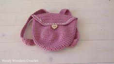 Crochet Bags Archives - Crocheted World