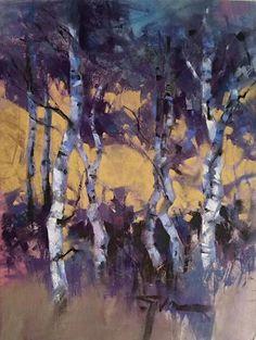 """Entangled"" by Jennifer Evenhus Pastel ~ 12 x 9 Landscape Drawings, Cool Landscapes, Landscape Paintings, Realistic Drawings, Colorful Drawings, Paintings I Love, Pastel Paintings, Chalk Pastels, Soft Pastels"