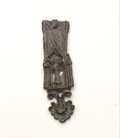 belt mounting, Anonymous, 1400 - 1500   Museum Boijmans Van Beuningen