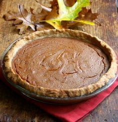 Beyond the Bite: Paleo Spiced Pumpkin Pie (AIP Friendly)