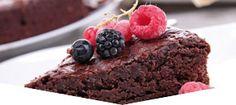 Torta al cioccolato per il vostro amore