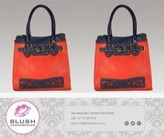 This stunning handbag is perfect for any lady out there. It's great for the office and even better for a night out with the Get yours now at The Office, Hand Bags, Night Out, Africa, Blush, Lady, Girls, Accessories, Night Out Tops
