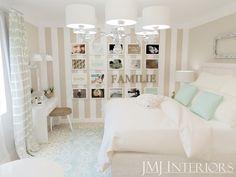 klasyczna sypialnia, jasna sypialnia, elegancka sypialnia Alcove, Divider, Gallery Wall, Room, Furniture, Home Decor, Bedroom, Decoration Home, Room Decor